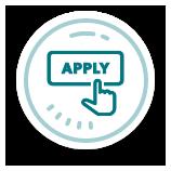 apply button icon