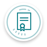 certification icon for join our team