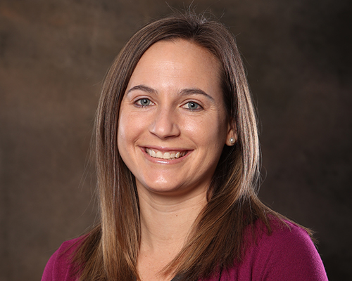 Jennifer Adams, M.A., highly trained board certified behavior analyst (BCBA) and caring director of clinical services